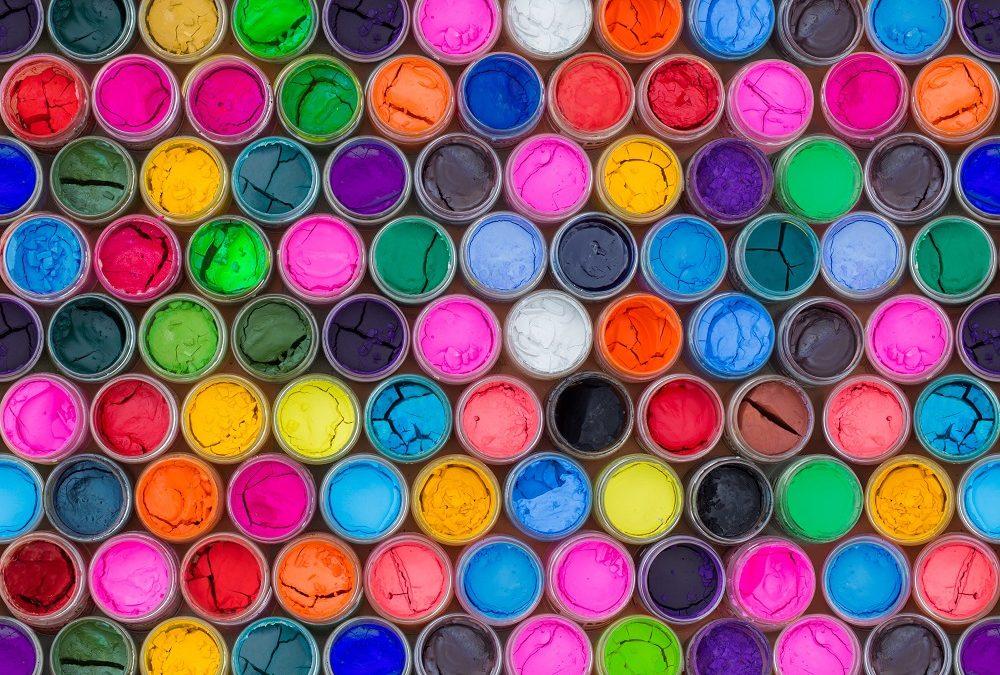 La peinture – campagne « Flushe » pas tes ordures